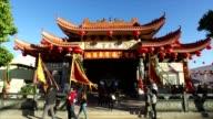 Thien Hau Temple in Chinatown