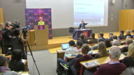 This clip contains a black gap third party content removed VOICED The Labour leader has ruled out forming a coalition government with the Scottish...