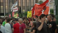 This clip contains a black gap third party content removed VOICED The Greek government has made a lastminute offer to its creditors to try to save...