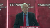 This clip contains a black gap third party content removed VOICED Jeremy Corbyn has faced more criticism of his Labour leadership after a Jewish MP...
