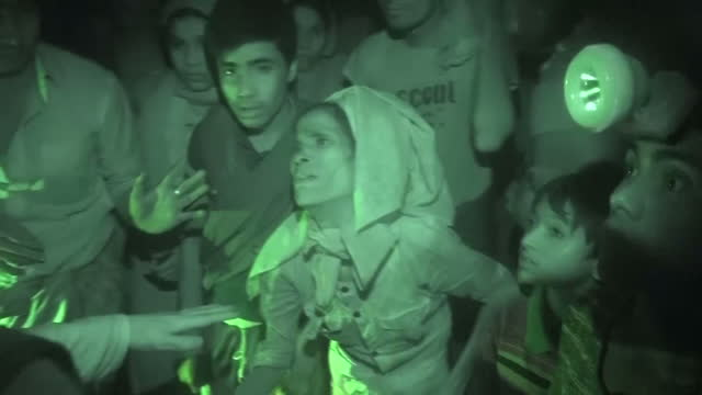 This is part one of a two part special report VOICED Sky News has managed to reach thousands of Rohingya trapped on beaches in southern Myanmar where...