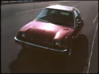This rough footage shot in October 1974 is the first of 2 montages featuring the asyet unintroduced 1975 AMC Pacer These clips feature a still...