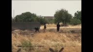 This video footaged from Turkey's southeastern province of Gaziantep near Syrian border shows that militants of Daesh plant mines throughout...