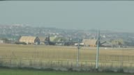 This video footaged on July 18 2016 in Incirlik Adana Turkey shows a general view from Incirlik 10th Adana Tanker Base Commander while Adana public...