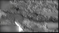 This video published by Turkish Armed Forces shows that footage of airstrikes of Turkish warplanes against on terrorist organization targets in...