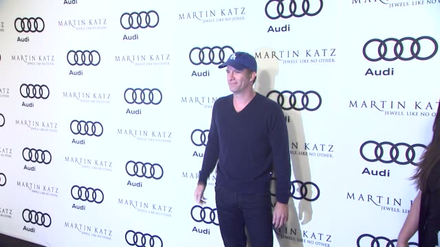 Thomas Jane at the Audi And Martin Katz Celebrate The 2012 Golden Globe Awards in West Hollywood CA