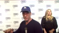 Thomas Jane on the event at the Audi And Martin Katz Celebrate The 2012 Golden Globe Awards in West Hollywood CA