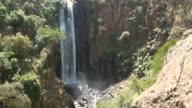 MS Thompson falls in aberdare ranges AUDIO / Nyahururu, Rift Valley, Kenya