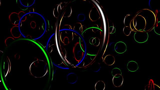 Thousand Farben Ringe