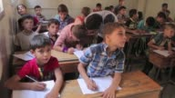 Thousands of children in Eastern Ghouta a region near Damascus besieged by the Syrian regime were able to go back to school this week thanks to a...