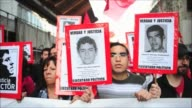Thousands of Chileans take to the streets in a march to remember those abducted and killed in the coup that brought Augusto Pinochet to power almost...