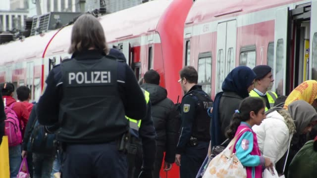 Thousands of Europeans were expected Saturday to rally in solidarity with refugees fleeing violence and war as those making the journey to western...