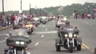 Thousands of motorcyclists join the annual Rolling Thunder ride through the streets of Washington a Memorial Day weekend tradition that pays tribute...