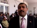 Thousands of people in Yemen have taken part in a rally in Sanaa calling for unity in their country Prime Minister Ali Mohammed Mujawar accused...