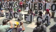 Thousands of Venezuelan took once again to the streets of Caracas to protest against President Nicolas Maduro Friday as the country nears two months...