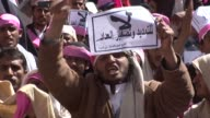 Thousands of Yemenis apparently inspired by events in Tunisia and Egypt staged a mass demonstration on Thursday calling on President Ali Abdullah...