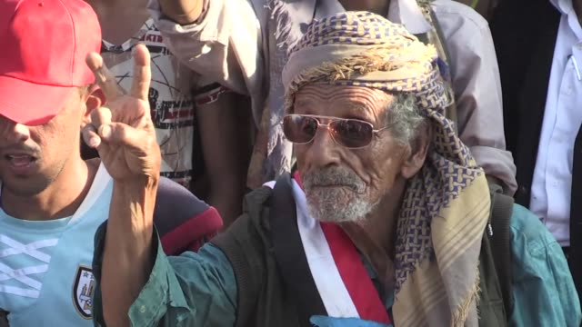 Thousands of Yemenis gathered in the southern port city of Aden on Thursday to mark the 50th anniversary of the independence of southern Yemen from...