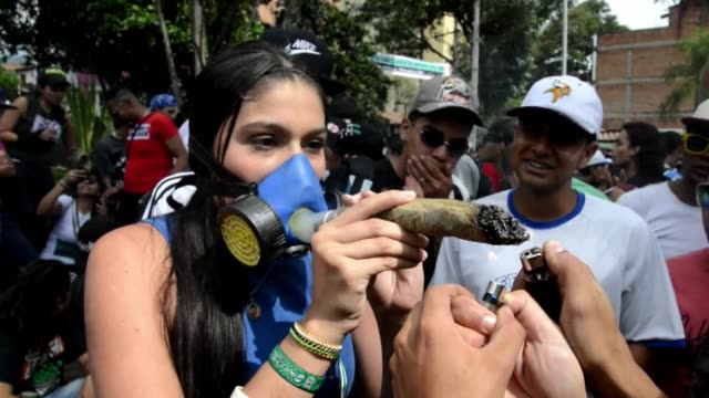 Thousands worldwide joined the Global Marijuana March on Saturday a rally against drug trafficking and in favour of the legalisation of marijuana for...