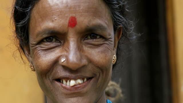 Drei asiatische Frau Nahaufnahme morphing
