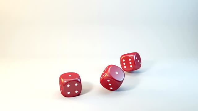 Three Dices Fall in Ones