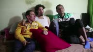 Three gay men say they have gained legal recognition as the first polyamorous family in Colombia where same sex marriages were legalized last year
