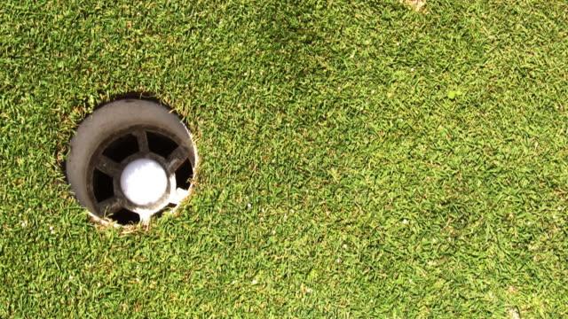 Three Golf Putts