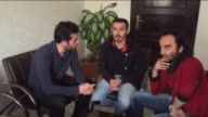 Three journalists working for Anadolu Agency kidnapped by PKK terrorists for over 48 hours in Turkey's southeastern Mardin province have been freed...