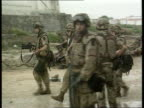 Three soldiers killed in fighting in Mogadishu TX Mogadishu MS US soldiers along MS Ditto C4N