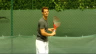 Three tube strikes over dismissed worker to go ahead T20061010 All England Lawn Tennis Club Andy Murray training on grass practice court