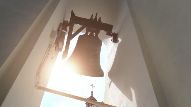 Three videos of church bells in 4k