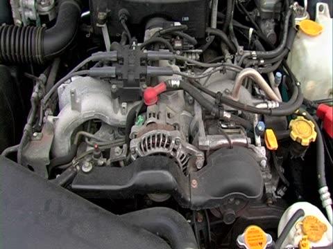 Throtteling eine Auto-Motor