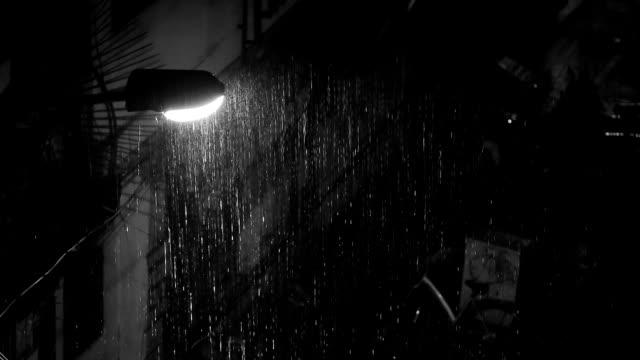 Gewitter in Hanoi, Vietnam