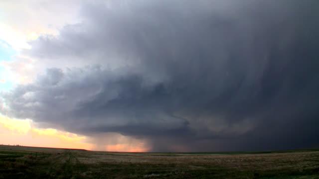 'Thunderstorm, timelapse'