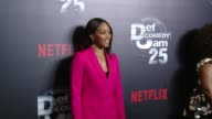 Tiffany Haddish at Netflix Presents 'Def Comedy Jam' 25 Anniversary Special Arrivals at The Beverly Hilton Hotel on September 10 2017 in Beverly...