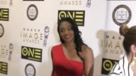 Tiffany Haddish at the 48th NAACP Image Awards Nominees' Luncheon on January 28 2017 in Hollywood California