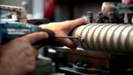 tightening screws