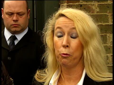 Tilbury car crash mother jailed Diane Bailey speaking to press SOT
