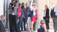 Tilda Swinton at Celebrity Sightings 65th Cannes Film Festival 2012 on May 16 2012 in Cannes France