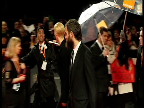 Tilda Swinton at the Orange British Academy Film Awards 2011 at London England