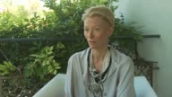 Tilda Swinton on how she hopes other people like her style of cinema at the Io Sono L'Amore Interviews Venice Film Festival 2009 at Venice