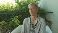 Tilda Swinton on whether winning the Oscar has given her more creative freedom in her film work at the Io Sono L'Amore Interviews Venice Film...