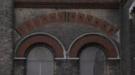 Tilt up facade of Crossness Pumping Station. Available in HD.