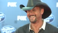 Tim McGraw at the Fox's 'American Idol 2011' Finale Results Show at Los Angeles CA