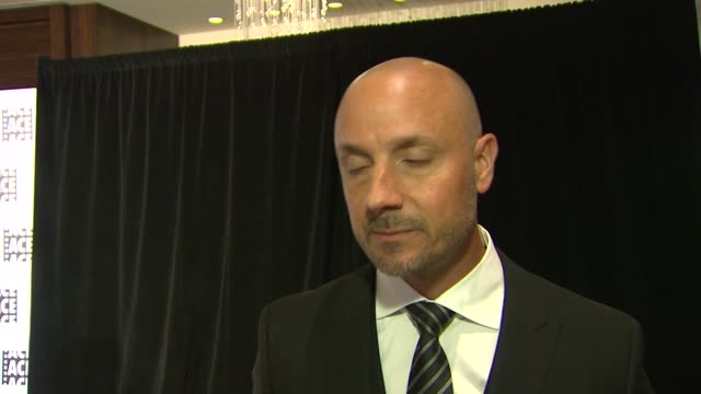 INTERVIEW Tim Mertens on being at the event at 63rd Annual ACE Eddie Awards at The Beverly Hilton Hotel on February 16 2013 in Beverly Hills...