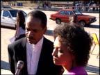 Tim Reid at the NAACP Image Awards at Pasadena Civic Auditorium in Pasadena California on April 6 1996