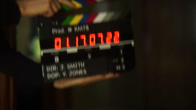 time code slate