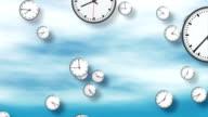 Il tempo vola il concetto