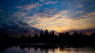Time Lapse - Angkor Wat Sunrise