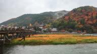4K Time Lapse : Arashiyama
