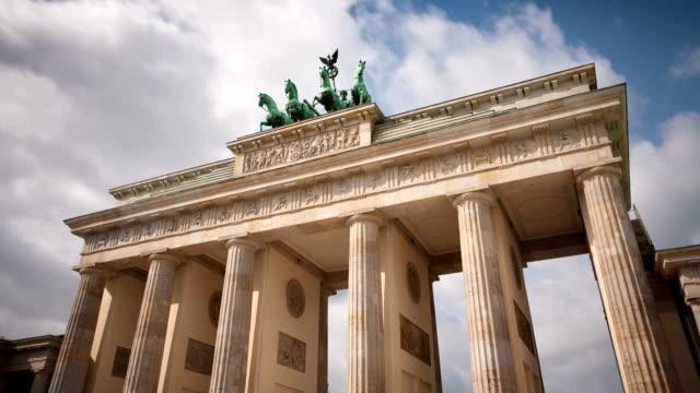 TIme Lapse: Brandenburger Tor Berlin